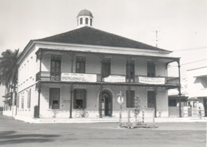 Port antonio Court House