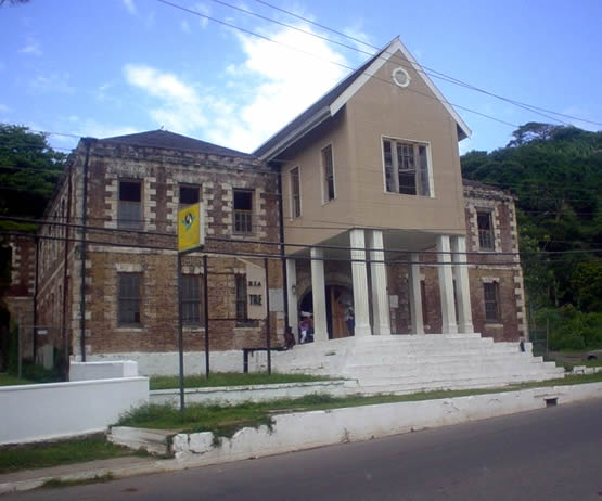 Port Maria Court House