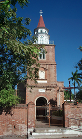 spanish Town Cathedral